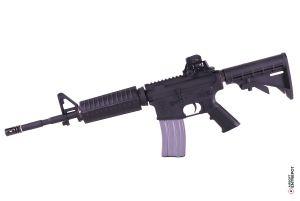 VFC M4 VR16 M145 Classic V2 AEG (Noir)