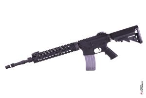 VFC M4 VR16 SPR II AEG (Noir)