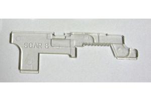 VFC Selector Plate pour MK16 et MK17