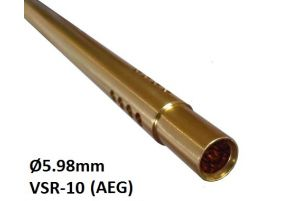 EDGI Canon de Précision 435mm x 5.98mm Bull Barrel (AEG)