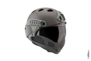 Warq Casque En Kit Grey