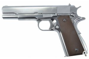 WE 1911 Silver