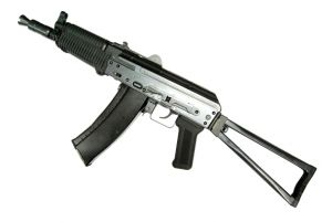 WE AKS74U GBBR (Noir)
