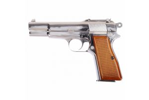 WE FN Browning 1935 GBB (Silver)