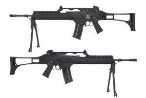 WE AR366 E GBBR (G39E / Noir)