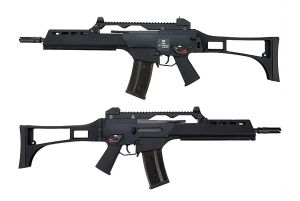 WE AR366 K GBBR (G39K / Noir)