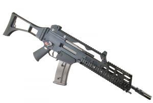 WE AR366 RAS GBBR (G39 / Noir)