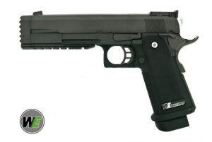 WE Hi-Capa 5.2R GBB (Noir)