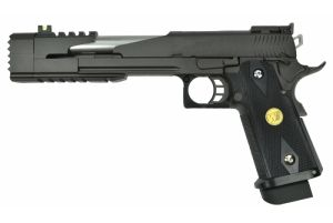 WE Hi-Capa 7 Dragon MOD B GBB (Noir)