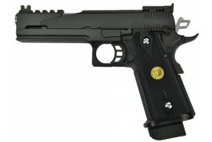 WE Hi-Capa Dragon MOD B GBB (Noir)