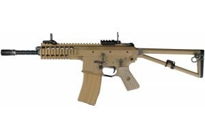 WE KAC PDW Long GBBR (Tan)