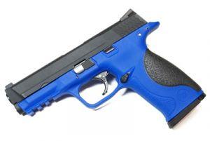 WE M&P GBB (Bleu)