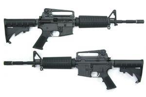 WE M4A1 GBBR (Noir)