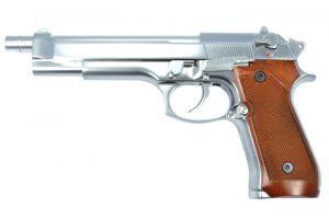 WE M92L Silver