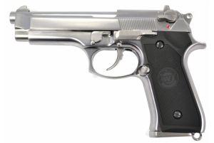 WE M92F GBB (Silver)