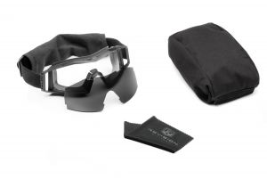 Revision Eyewear Wolfspider Black (Kit Essential)