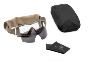 Revision Eyewear Wolfspider Tan (Kit Essential)