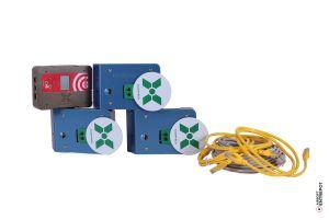 XCortech XTS-105 Système de Cibles Dynamiques (3 Cibles)