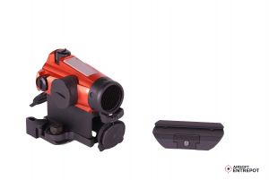 XTSP Red Dot Sight with Low Mount and QD Mount (RED)