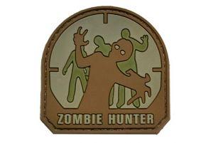 Patch Zombie Hunter Tan