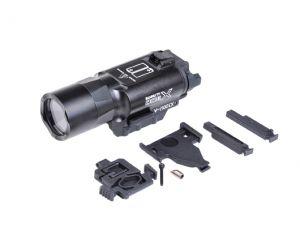 Night Evolution Flashlight X300U - Noir