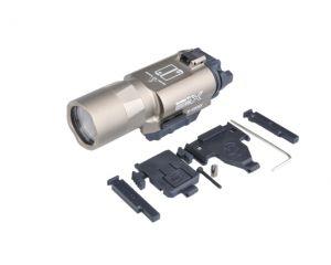 Night Evolution Flashlight X300U – Tan