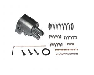 WiiTech Nozzle M870 Alu (Top Gas)