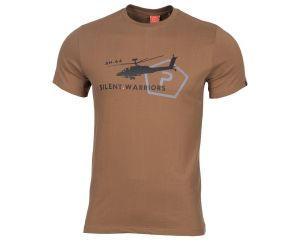 Pentagon Tshirt Silent Warrior Tan