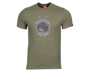 Pentagon Tshirt Lakedaimon Warrior OD