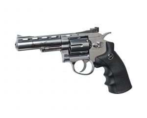 "ASG Dan Wesson 4"" (Chrome)"