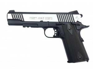 Colt 1911 Rail Gun Bicolore CO2