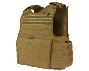 Condor Enforcer Releasable Plate Carrier - Coyote