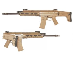 WE MSK (Masada) Open Bolt FDE
