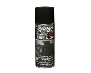 ProTechGuns Gaz Green Gas 400ml