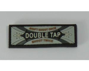 Patch Double Tap Gris
