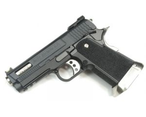 WE Hi-Capa 3.8 G-Force Brontosaurus Black