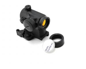 WiITech Lentille de Protection pour Red Dot Micro T1