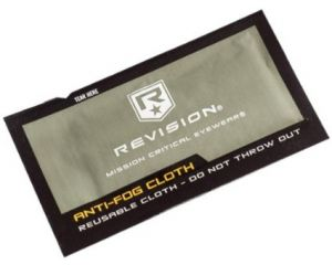 Revision Eyewear Lingette Anti-Buée Réutilisable
