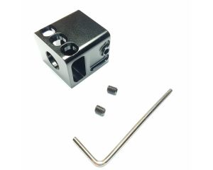 Airsoft Artisan Compensateur pour G-Series (BK)