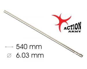 AAC Canon de précision 6.03mm 540mm