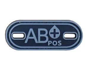 Patch AB Pos Noir