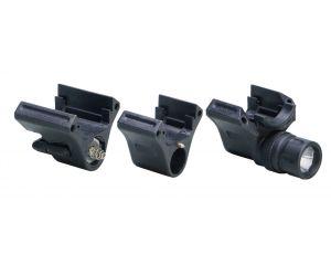 Amoeba Flashlight pour Garde-Main Modulaire (BK)