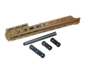 Angry Gun Kit Garde-Main Long pour MK16 et MK17 WE