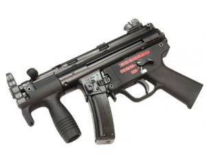 WE SMG5K GBBR (Apache)