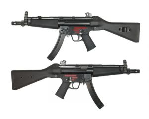 WE SMG5A4 GBBR (Apache A2)