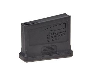 Amoeba Chargeur Court 45BBs pour AS-01 Striker S1 (Noir)