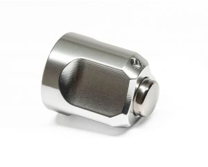 AAC Bolt End Cap Silver pour VSR10