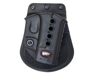 Fobus GL-2 ND BHP RT Holster Rétention Passive pour G17/G18/G19 - Noir