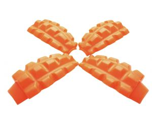 Deep Fire Coques pour Grenade MKII (Orange)