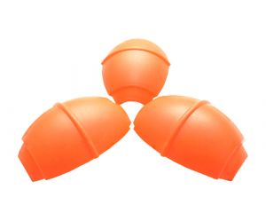 Deep Fire Coques M26A1 (Orange)